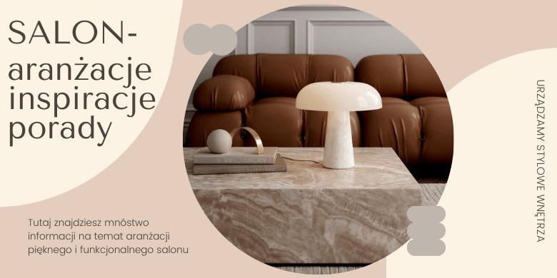 Salon - aranżacje wnętrz i oświetlenia, galerie, zdjęcia, inspiracje