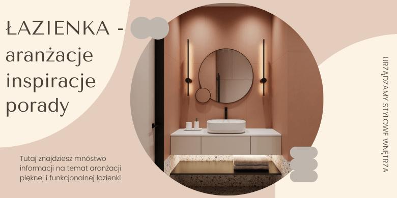 Łazienka - aranżacje wnętrz i oświetlenia, galerie, zdjęcia, inspiracje