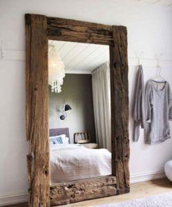 żyrandol - sypialnia styl skandynawski