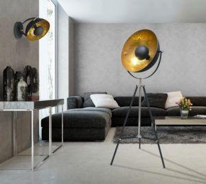 Stylowa lampa podłogowa Antenne