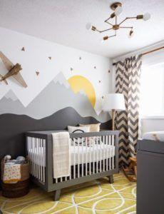 lampa w pokoju dziecięcym