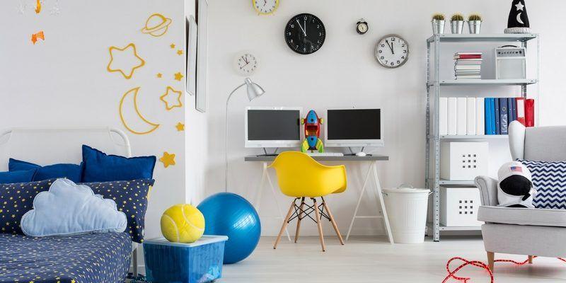 Lampy do nauki i zabawy – jak dobrać oświetlenie?
