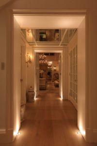 korytarz oświetlenie