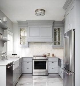plafoniera w kuchni