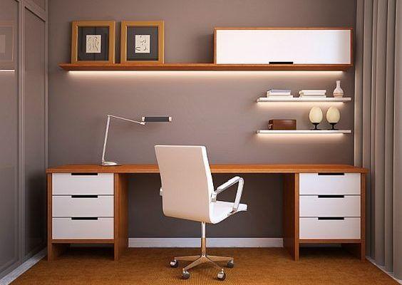 O czym pamiętać projektując domowe biuro