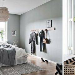 Sypialnia rodem ze Skandynawii - 10 pomysłów na aranżację