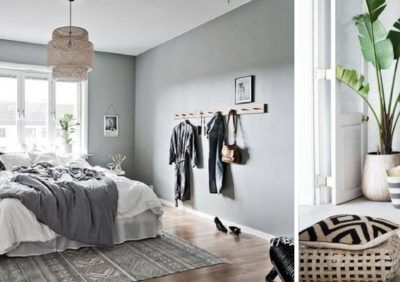 Sypialnia rodem ze Skandynawii - 10 pomysłów na aranżację z lampami