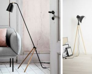 nowoczesne lampy podłogowe scandi