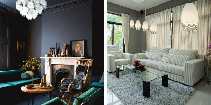 Harmonia i kontrast w projektowaniu wnętrza | BLOG