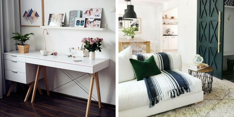 10 prostych sposobów na unowocześnienie Twojego domu
