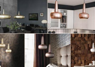 Lampy Clava od Vita Copenhagen – do jakiego wnętrza będą pasować