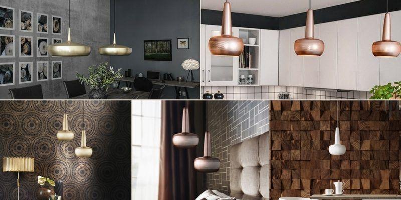 Lampy Clava od UMAGE (VITA Copenhagen) – do jakiego wnętrza będą pasować