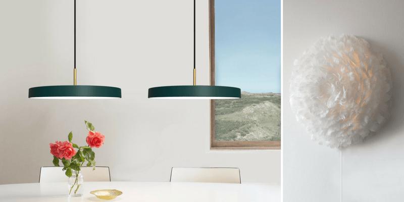 Nowości od Umage (Vita  Copenhagen) – przegląd lamp i aranżacji