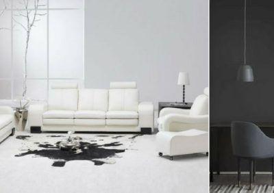 Black&White – lampy w monochromatycznym wydaniu