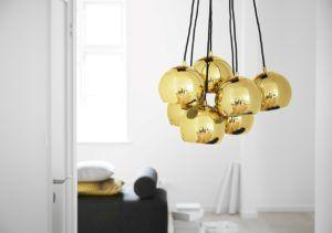 Lampa wisząca Ball multi
