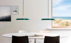 lampa wisząca asteria zielona vita copenhagen