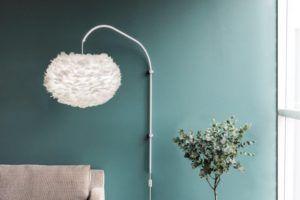 Lampa ścienna Willow z jednym ramieniem vita copenhagen