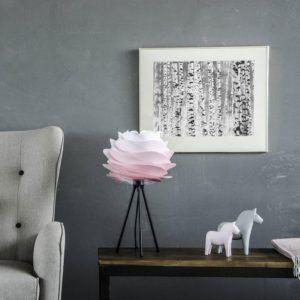 Lampa stołowa Carmina mini jasnoróżowa vita copenhagen