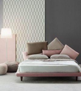 lampa podłogowa do nowoczesnej sypialni