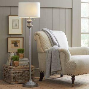 klasyczna lampa podłogowa