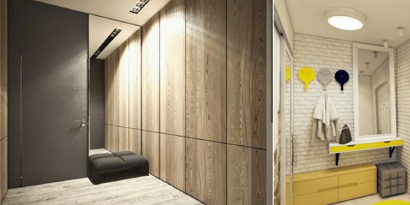 Nowoczesne lampy sufitowe do przedpokoju i korytarzy