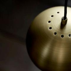 Mosiężne lampy - propozycje do wielu pomieszczeń