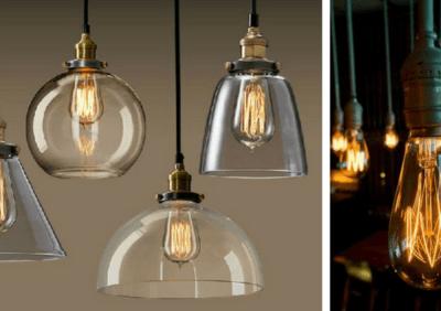Żarówki dekoracyjne – nowy wymiar światła