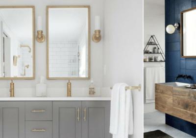 Oświetlamy łazienkę – jakie lampy wybrać i gdzie je zamontować