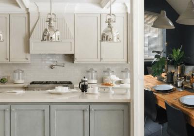 Lampy  w stylu industrialnym - kuchenne - przegląd aranżacji