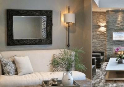 Ważny element oświetlenia i stylowa dekoracja salonu
