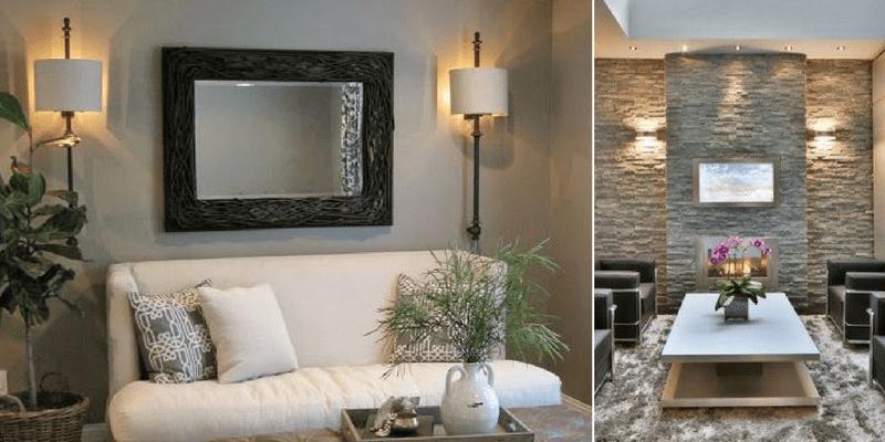 Kinkiety w salonie. Ważny element oświetlenia i stylowa dekoracja