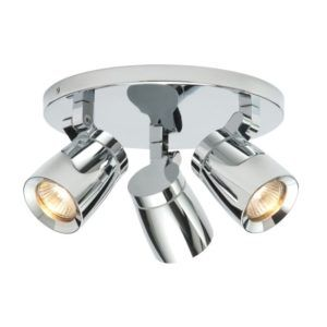 lampa spot trzy reflektory