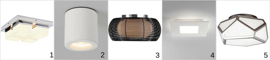 lampy i żyrandole sufitowe