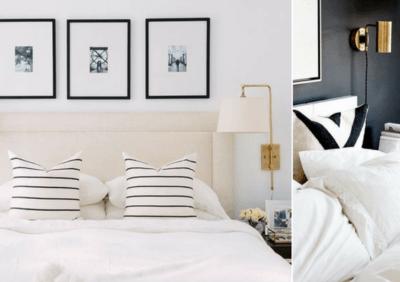 Jakie kinkiety wybrać do sypialni?