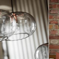 Lampy ze szkła  w każdym stylu -  przegląd aranżacji