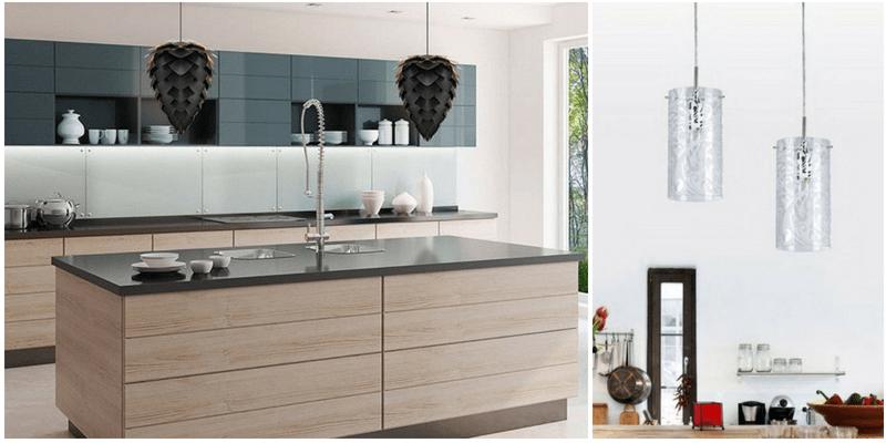 Oświetlenie do kuchni - gdzie je zamontować by było praktyczne?