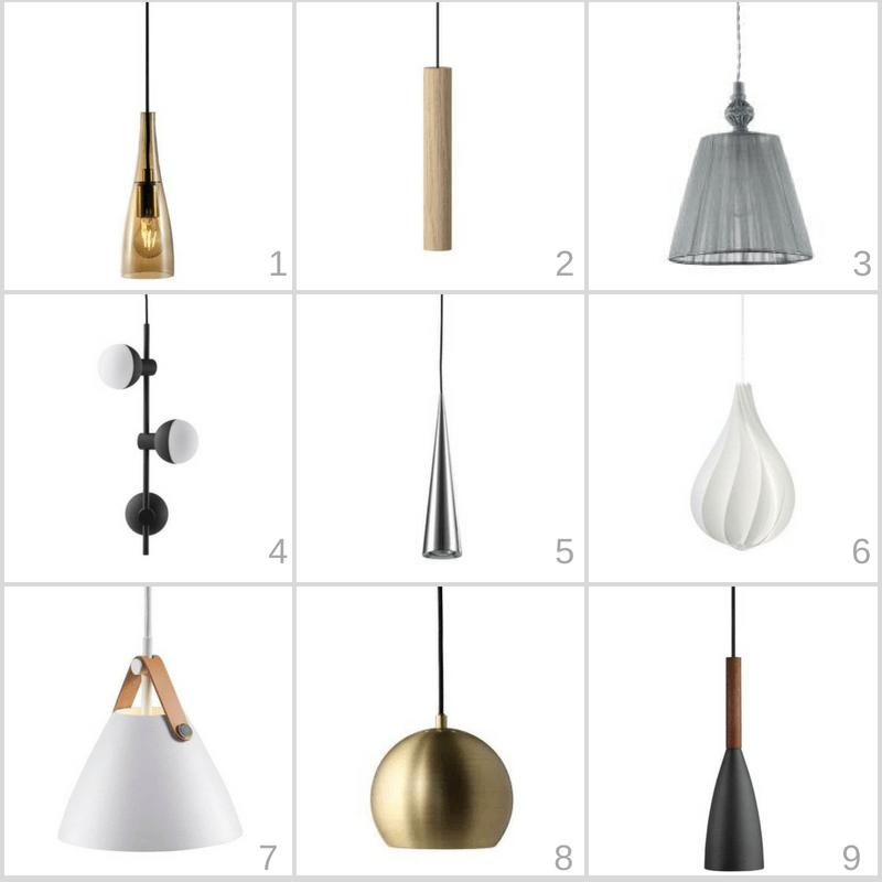lampy wiszące do sypialni w każdym stylu