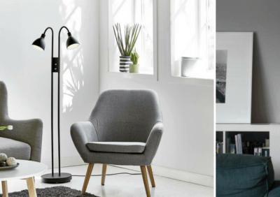 Modne i nowoczesne lampy z możliwością ściemniania