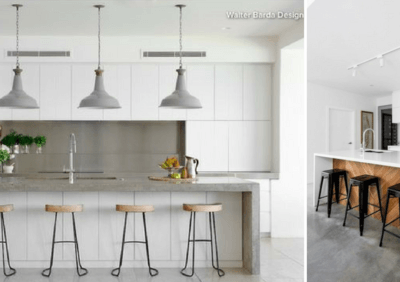 Lampy nad wyspę kuchenną - jak ją oświetlić?