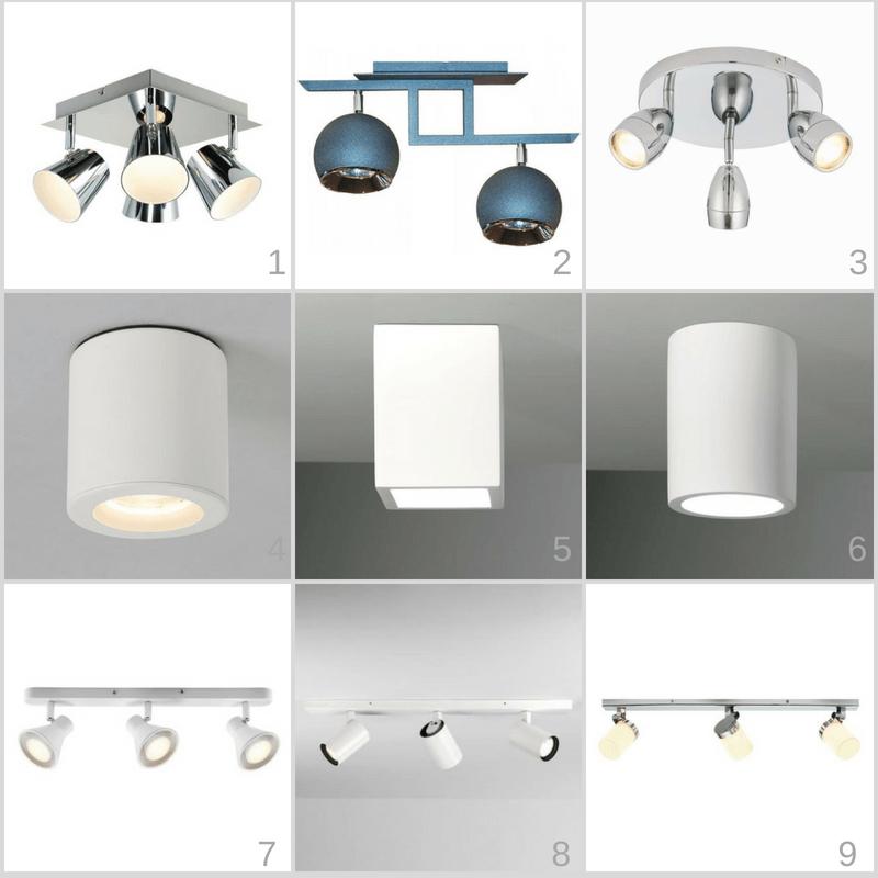 nowoczesne lampy sufitowe do kuchni nad wyspę
