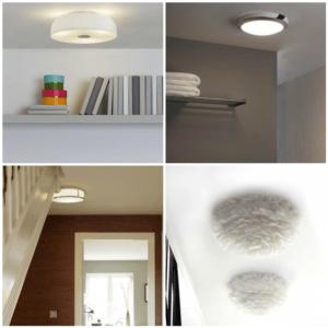 lampy do niedużych pomieszczeń