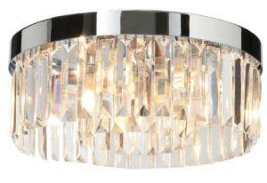 lampa sufitowa Crystal w stylu glamour