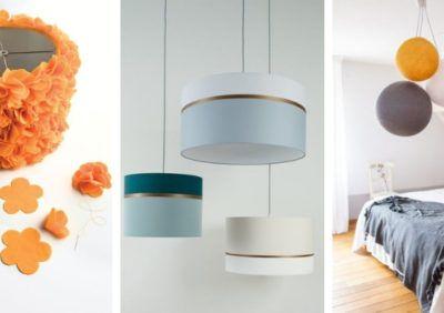 Piękne lampy DIY do zrobienia w domu – jak zrobić nietypowe oświetlenie