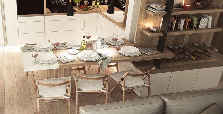 Czym I Jak Czyścić Drewniany Blat W Kuchni środki I Sposoby