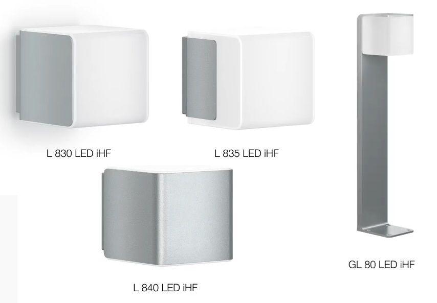 inteligentne lampy steinel l830 i gl 80 LED IHF