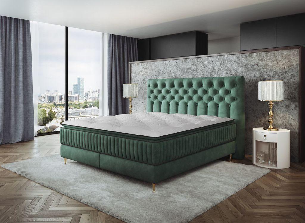 Łóżko tapicerowane Astoria