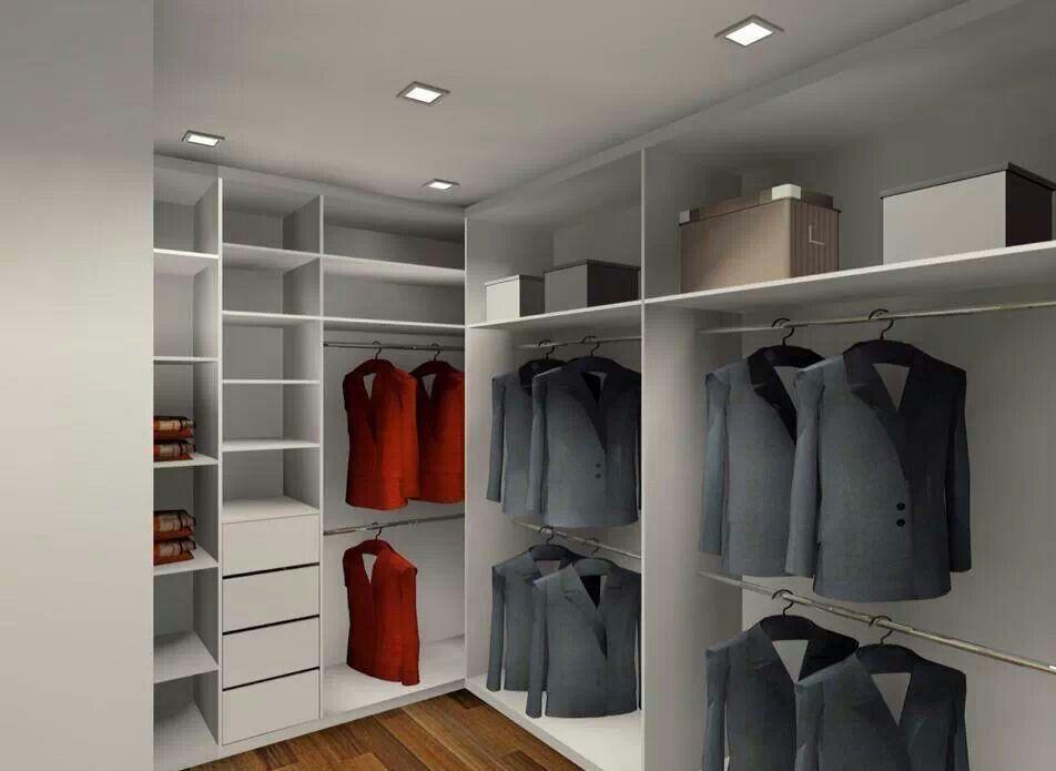 garderoba na wymiar i lampy