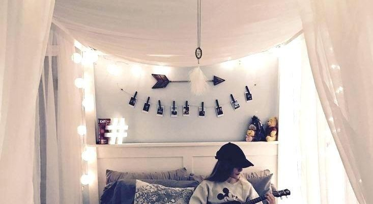 Dobieramy lampy do pokoju dziewczynki – pomysły i aranżacje