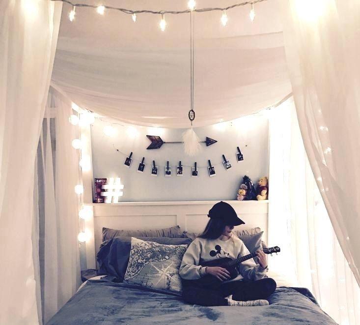 lampy dla dziewczyny do pokoju - aranżacje
