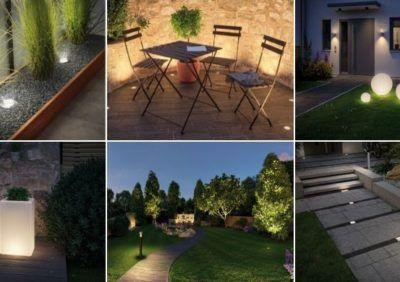 Jak oświetlić ogród – poradnik doboru lamp zewnętrznych LED